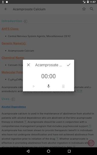 AHFS Drug Information (2020) 12 تصوير الشاشة