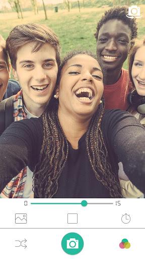 Selfie Camera Beauty Photos & Face Makeup Filters 1 تصوير الشاشة