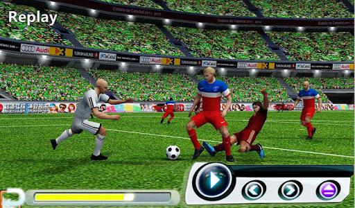 Winner Soccer Evolution 9 تصوير الشاشة