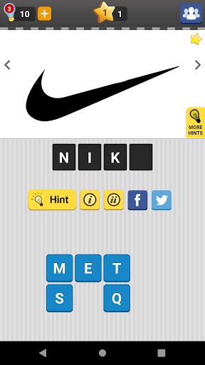 Logo Game: Guess Brand Quiz screenshot 5