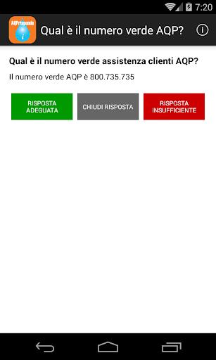 AQP Risponde screenshot 3