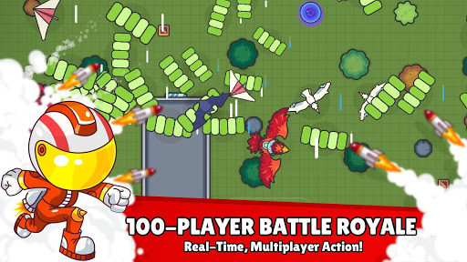 ZombsRoyale.io - 2D Battle Royale 2 تصوير الشاشة