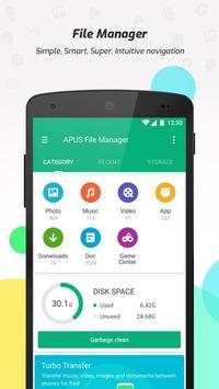 APUS File Manager (Explorer) 2 تصوير الشاشة