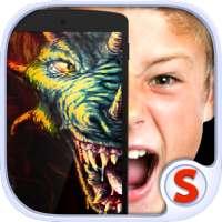 Face Scanner: Dragon Snake on 9Apps