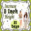 लंबाई बढ़ाये २१ दिन में أيقونة