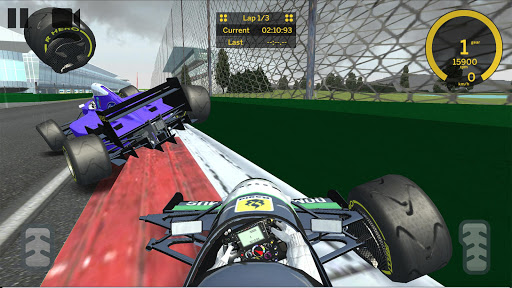 Formula Classic - 90's Racing screenshot 6