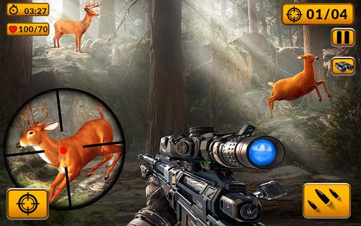 Wild Animal Hunt 2021: Dino Hunting Games स्क्रीनशॉट 8