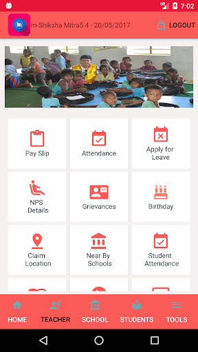 mShikshaMitra - m-Governance Platform - Education screenshot 2