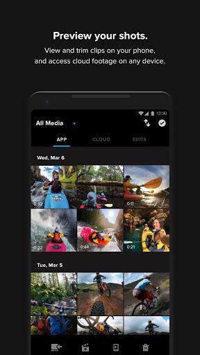 GoPro: Quik Video   Photo Editor screenshot 3