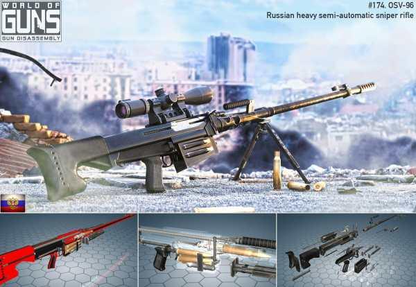 World of Guns: Gun Disassembly скриншот 8
