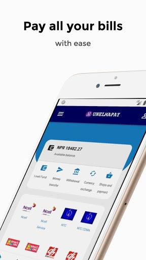 UnelmaPay : Mobile Digital Wallet screenshot 4