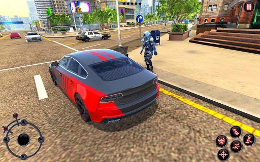Immortal Wind Tornado hero Vegas Crime Mafia Sim screenshot 10
