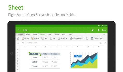 Polaris Office - Free Docs, Sheets, Slides   PDF screenshot 11