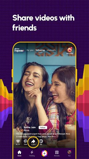 Roposo: Indian Short Video App. Viral Funny Videos screenshot 6