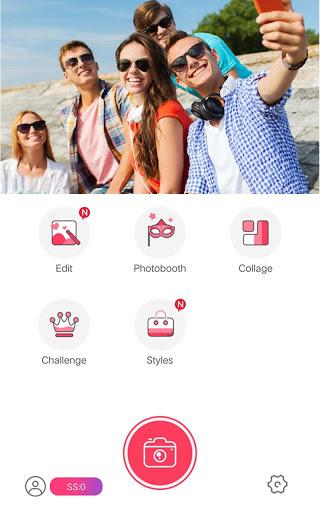 Sweet Selfie Camera & Photo Editor & Pic Collage screenshot 10