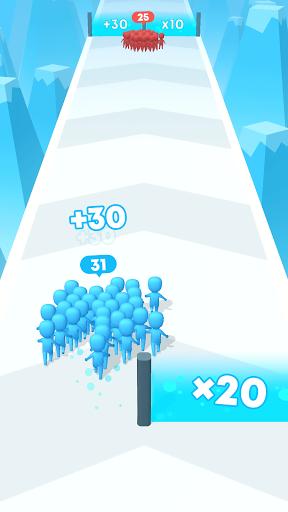 Count Masters: Crowd Clash & Stickman running game screenshot 4
