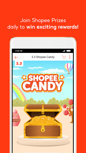 Shopee 3.3 Mega Shopping Sale screenshot 8