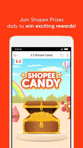 Shopee 3.3 Mega Shopping Sale 8 تصوير الشاشة