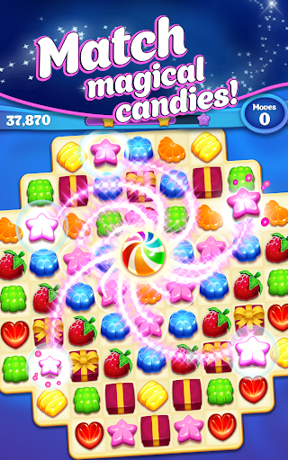 Crafty Candy – Match 3 Adventure screenshot 8