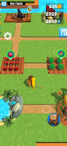 Buildy Island 3d: Hire&Craft Casual Adventure screenshot 5