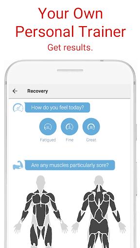 BodBot Personal Trainer:Workout&FitnessCoach screenshot 8