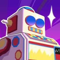🤖로보타 워! - 로봇 슈팅 게임 on 9Apps