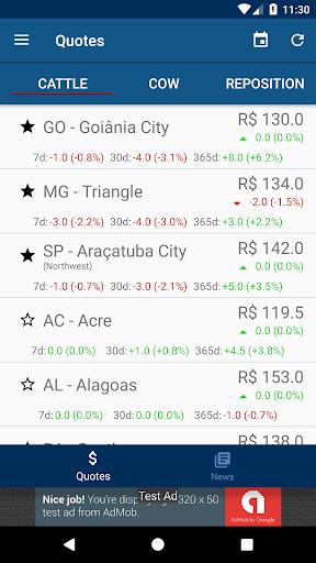 Arrobas Online screenshot 1