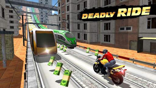 Subway Rider - Train Rush screenshot 6