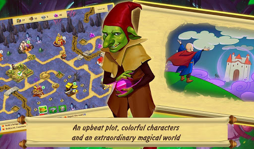 Gnomes Garden 3: The Thief of Castles screenshot 11