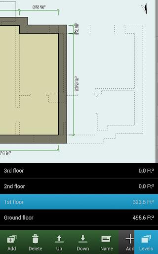 Floor Plan Creator 6 تصوير الشاشة