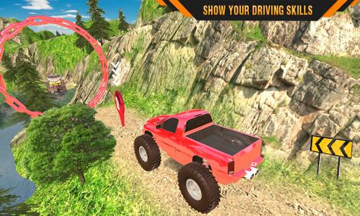 Impossible Monster Truck: race & Stunts 3D screenshot 4