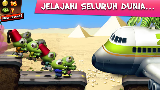 Zombie Tsunami screenshot 15