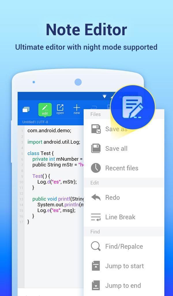 ES File Explorer File Manager screenshot 24