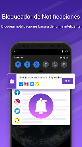 Nox Cleaner - Acelerador,  Limpiador de caché screenshot 3
