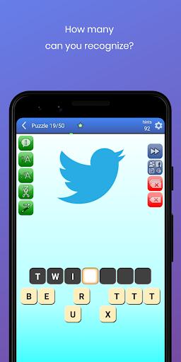 Picture Quiz: Logos 2 تصوير الشاشة