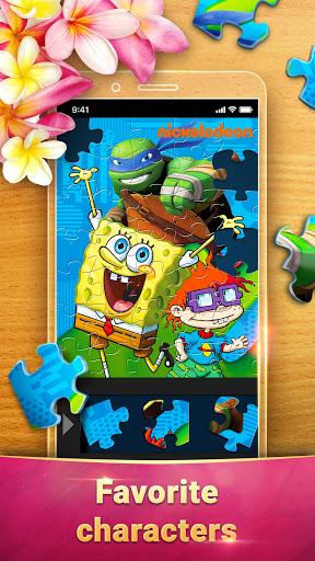Magic Jigsaw Puzzles - Puzzle Games screenshot 2