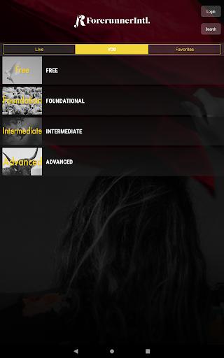 ForerunnerIntl. screenshot 10