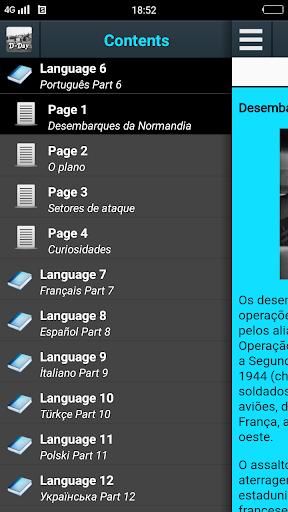 História da Dia D screenshot 1
