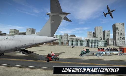 План Самолет велос Transporter screenshot 1