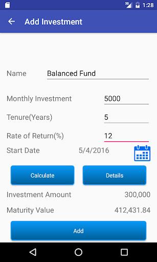 SIP Calculator screenshot 7