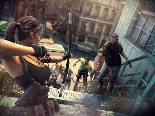 Zombie Frontier 3: قناص بندقية 21 تصوير الشاشة