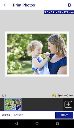 Epson iPrint screenshot 2