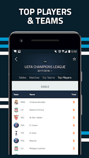 Goal.com screenshot 4