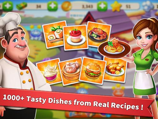 Rising Super Chef - Craze Restaurant Cooking Games 17 تصوير الشاشة