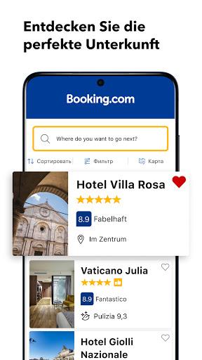Booking.com: Hotels screenshot 2