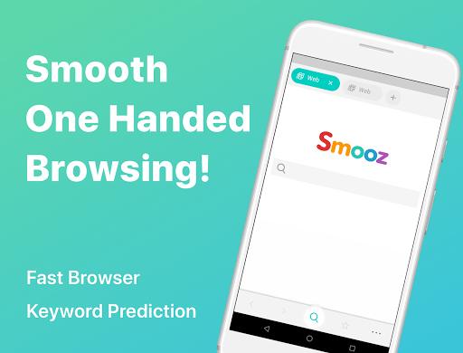 Smooz Browser 1 تصوير الشاشة