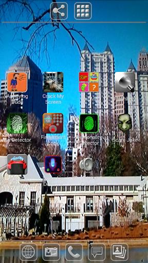 مشغل الشاشة الشفَّافة 2 تصوير الشاشة