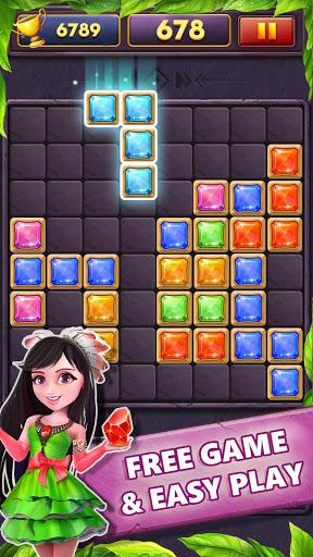 Block Puzzle Gems Classic 1010 screenshot 1