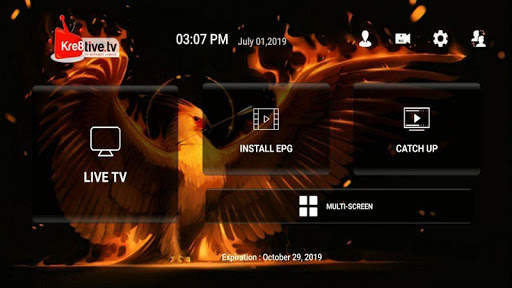 Kre8tive.tv screenshot 1