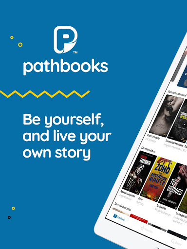 Pathbooks - Interactive Audiobooks and Stories скриншот 7